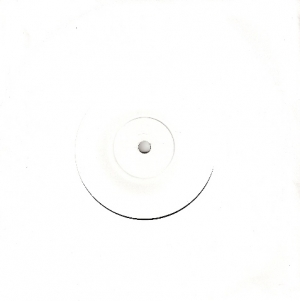 "Oasis - Sunday Morning Call/ Carry Us All, White Label Test pressing RKID 004, 7"" version pressed onto a 12"" disc"
