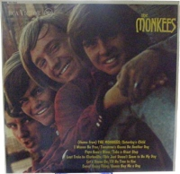 Monkees, The - The Monkees, original 1967 UK debut album, great condition