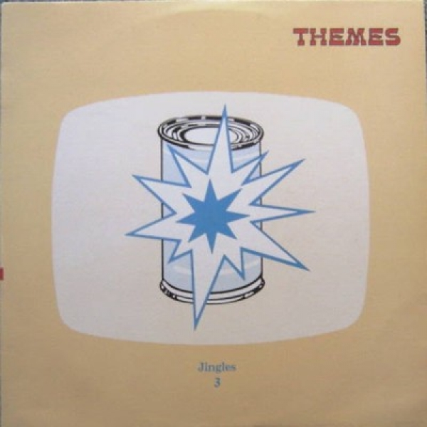 Library Music - Themes, Jingles 3 [UK issue, 1981] Themes International Music TIM 1036, stereo
