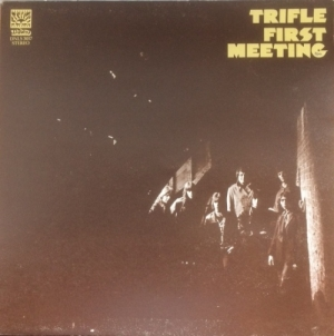 Trifle - First Meeting [Dawn Records DNLS 3017] stereo, original UK issue, 1971