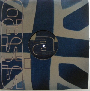 "Oasis - My Generation [Big Brother RKID 26TPX] 2002, 12"" one sided promo, Union Jack sleeve, mint/ unplayed"