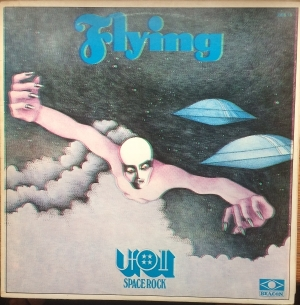 UFO 2 - Flying, Space Rock [Beacon Records BES 19] 1972, UK original issue
