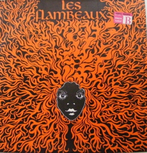 Les Flambeaux - Les Flambeaux, from 1971 on Mushroom Records 150 MR13, original UK stereo release, Funky rare groove Steelband from Trinidad
