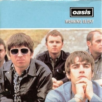 Oasis, Morning Glory - Original Australian released CD single, with unique picture sleeve