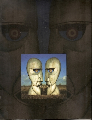Pink Floyd...1994, European Tour program, The Division Bell Tour