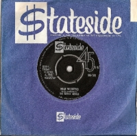 "Rockin' Rebels, The - Wild Weekend/ Wild Weekend Cha Cha, original UK 7"" single release on Stateside Records SS-162 in 1963"