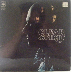 Spirit - Clear, from 1969 on CBS Records 63729, original UK stereo release