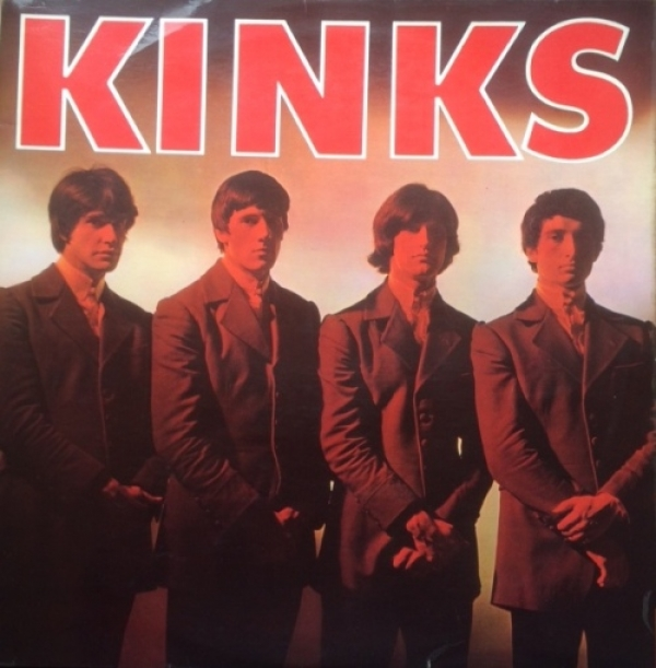 Kinks, The - The Kinks [Pye Records NPL.18096] mono, original UK issue, 1964 debut album release