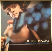 Donovan - What's Bin Did And What's Bin Hid [Pye Records NPL 18117] Mono 1965, UK original issue, his debut album release