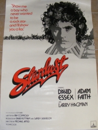 Essex, David - Original 'Stardust' Film Poster