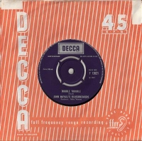 Mayall, John Bluesbreakers - Double Trouble, Original UK Decca pressing 1967