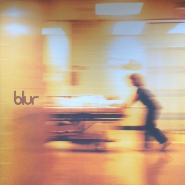 Blur - Blur [Food Records CFOODLP 19] original UK issue, 1997, double LP edition, gatefold sleeve and inner sleeves