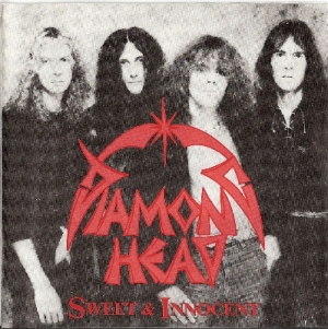 Diamond Head - Sweet & Innocent, very rare CD release from 1988, rare NWOBHM