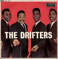 Drifters, The - The Drifters EP. Original UK pressing, London Atlantic Records [RE-K 1355] mono 1963