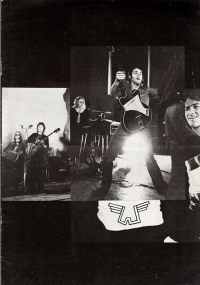 Wings with Paul McCartney - 'Wings Over Europe' Concert Programme from 1972
