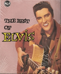 "Presley, Elvis - The Best Of Elvis (RCA Records 130250] 90's re-issue, 10"" record"