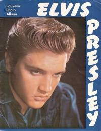 Presley, Elvis - Original 1956/57 souvenir photo album magazine