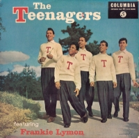 Teenagers, The [featuring Frankie Lymon] - The Teenagers [1957 original UK issued EP]