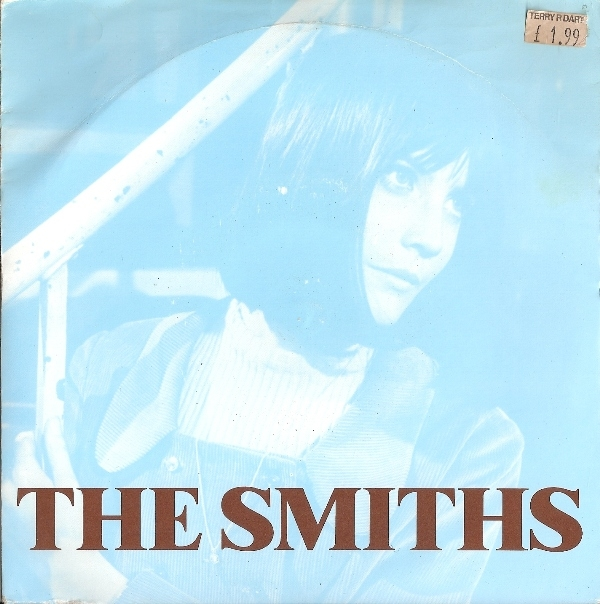 Smiths, The - There Is A Light That Never Goes Out/ Handsome Devil [Live], [WEA Records YZ 0003] original UK issue, 1992