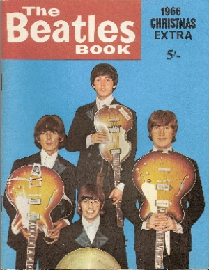 Beatles, The - The Beatles Book 1966 Christmas Extra, NM condition